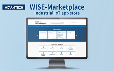 WISE Marketplace Industrial IoT App Store